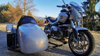 BMW R 1200 R - Garfield