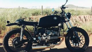 BMW R 65 - R65 Cafe Racer