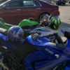Kawasaki Ninja 250R - Little Blue