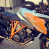 KTM 1290 Super Duke GT - Sleeper