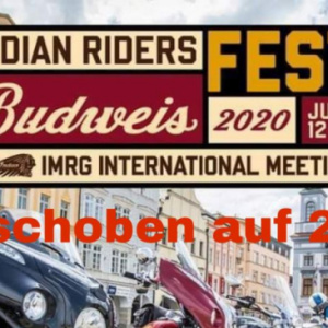 Indian Riders Fest Budweis 2021