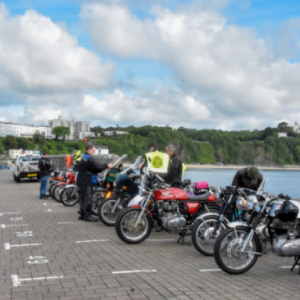 Caldey Classic Motorcycle Event