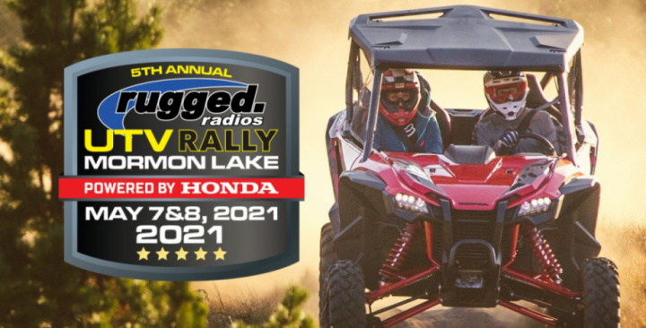 2021 UTV Rally Mormon Lake
