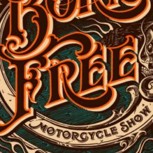 Born-Free 12 Motorcycle Show