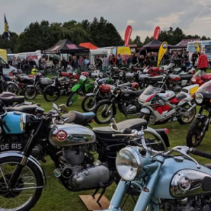 Royston & District Motorcycle Club Show 2021