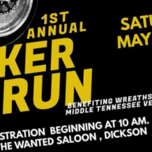 1st Annual Poker Run