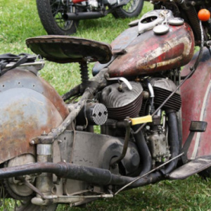 Southern Maine Swap Meet and Antique Motorcycle show