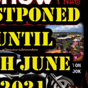 Kent modified mash up car & bike show plus Funfair .