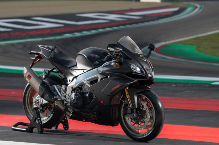 Spicy Meatballs! 2019 Aprilia RSV4 Factory Makes 214hp with 1,100cc