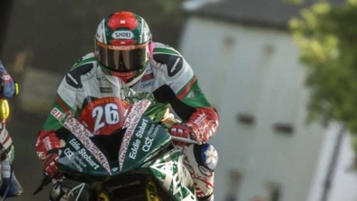 Isle of Man TT: 27-years-old Daley Mathison has died