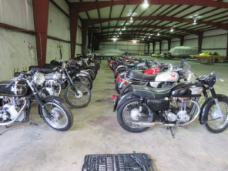 Collector stashed rare autos, motorcycles in Michigan barn. Now they're up for auction