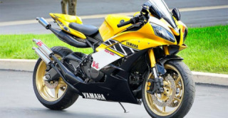 Yamaha R6 500 2T: An exquisite madness for sale