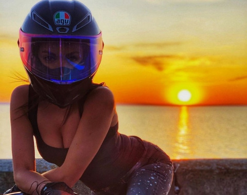 The popular Instagram motoblogger died near Kiev