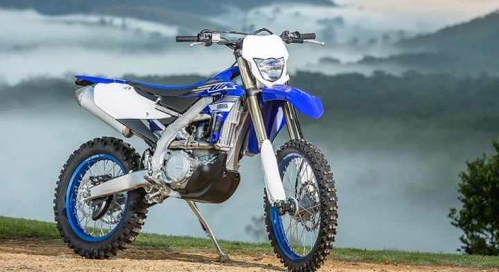 Updated 2019 Yamaha WR450F