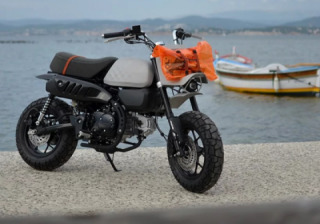 Honda monkey by Viba Customs