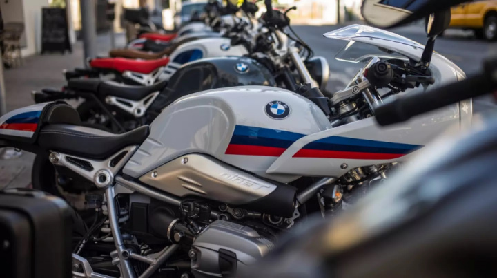 BMW Motorrad breaks all sales records in 2019