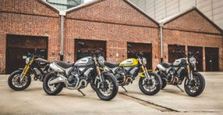 Ducati Scrambler 1100 Production Has Begun In Borgo Panigale