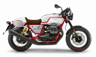 New 2020 Moto Guzzi V7 III Racer review