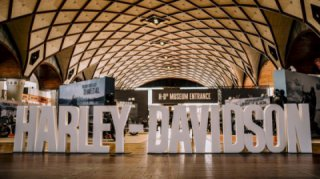 Harley celebrates its 115th anniversary in Prague