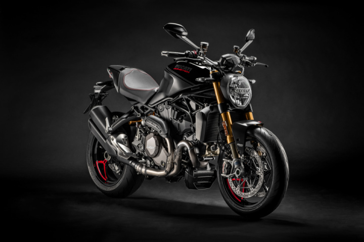 2020 Ducati Monster 1200 S Black on Black
