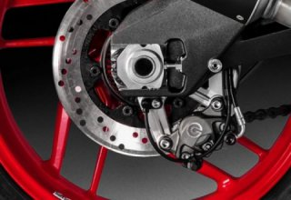 Panigale Ducati / Hypermotard 2018 recalled due to the rear pads Brembo