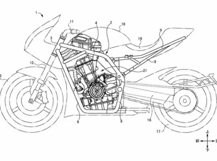 Is a Suzuki Twin-Turbo Motorcycle on the Way?