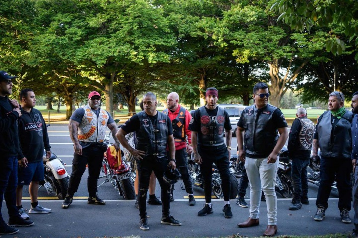 Biker gangs across New Zealand have promised to stand guard outside of New Zealand mosques for first Friday prayer since massacre.