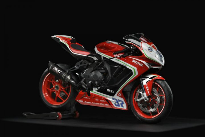 MV Agusta updates RC model range