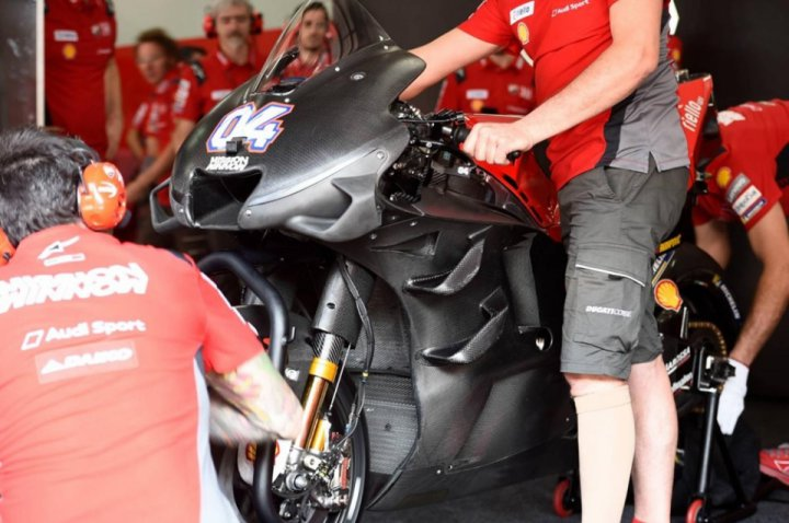 What's new at the first 2019 MotoGP test at Sepang?