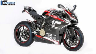 Ducati Panigale V4 Carbon by llmberger carbon