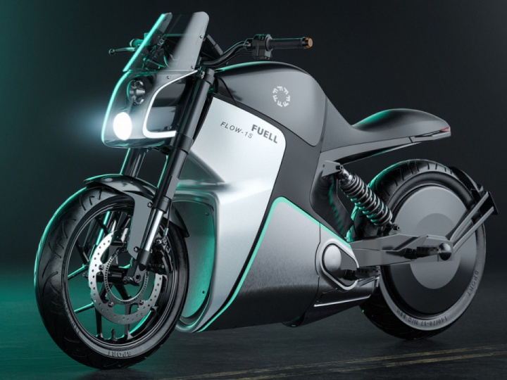 """Erik Buell launches new electric motorcycle brand """"Fuell"""""""