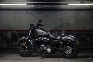 "Harley-Davidson registers the trademark ""48X"" and ""Pan America"""