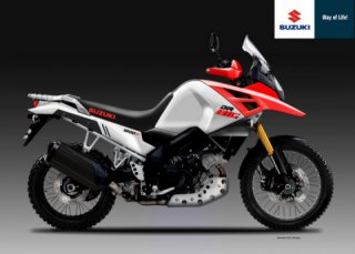 Suzuki DR Big - Are You Ready for The Great Comeback?