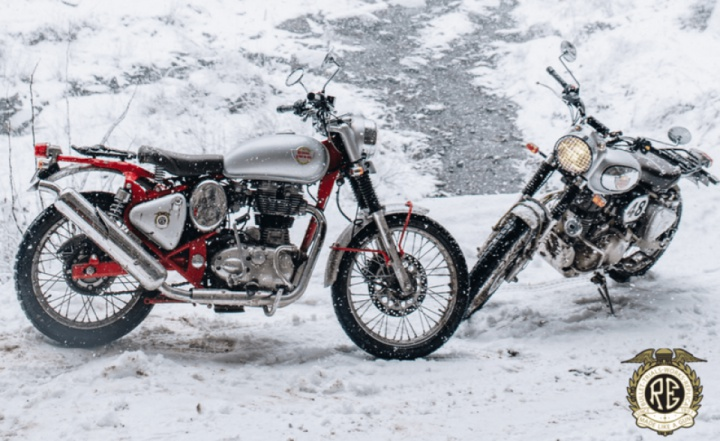 Royal Enfield Bullet Trials unveiled