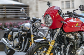 Honda CB1100 RS released limited 5FOUR edition