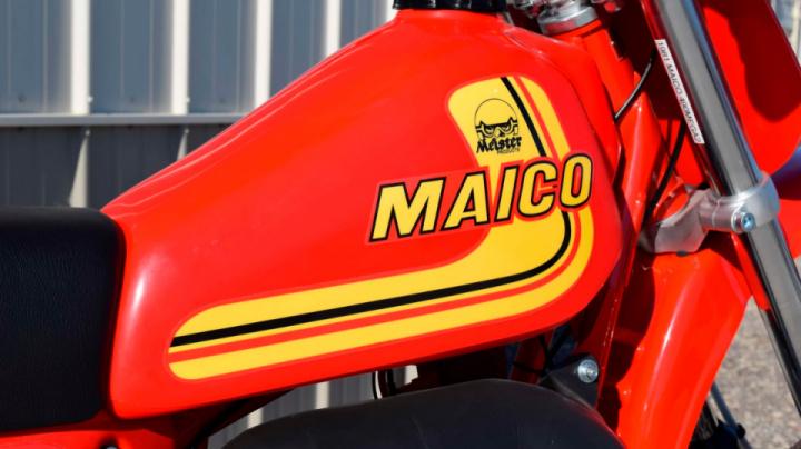 1981 Maico 490 Mega 2