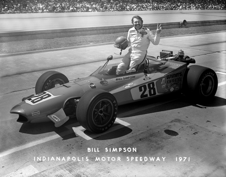 Bill Simpson died at the age of 79