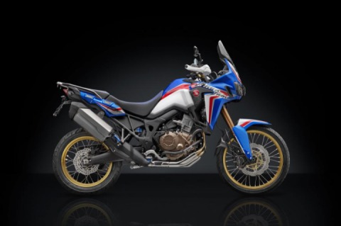 Rizoma is going to wear the Honda CRF 1000 L Africa Twin