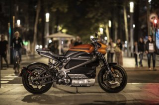 The official US price of the Harley-Davidson LiveWire
