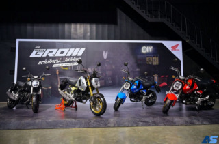 All-new 2021 Honda GROM MSX officially announced!