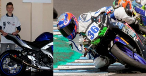 14-year-old rider Marcos Garrido killed in Jerez