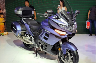 2021 Benelli 1200GT launched for China market
