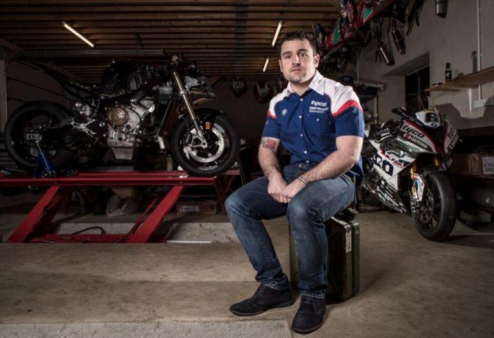 Michael Dunlop Announces Return To Road Racing