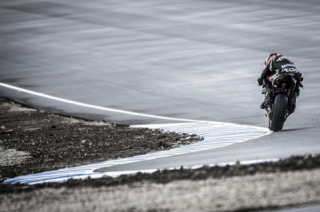 MotoGP tests started at Finland's KymiRing