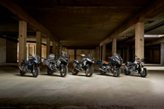 New record! BMW Motorrad  sold 165,566 motorcycles in 2018