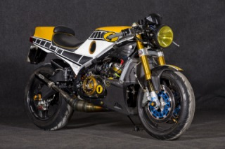Yamaha RD350 Giant Killer from California