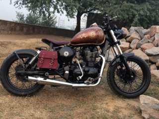 Royal Enfield Thunderbird 350 will cleanse your karma