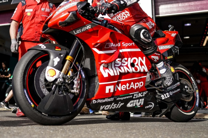 Court of Appeal ruled infavour of Ducati