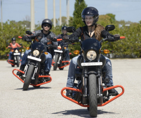 Harley-Davidson has launched a new motorcycle training program
