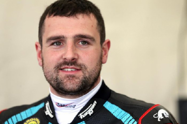 Michael Dunlop confirms debut in extreme Pikes Peak Hill Climb
